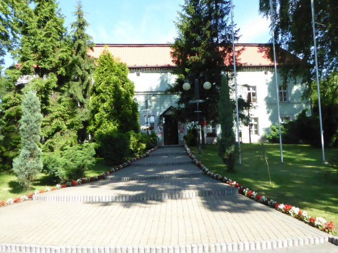 budynek Urzędu Gliny w Pilchowicach