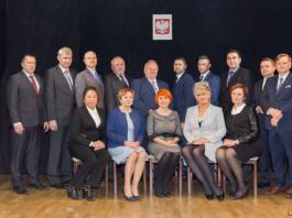 Rada Gminy 2018