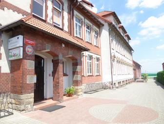 Zespół Szkolno-Przedszkolny w Wilczy