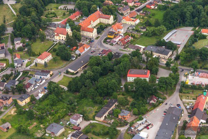Położenie gminy Pilchowice