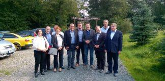 delegacja do Niemiec