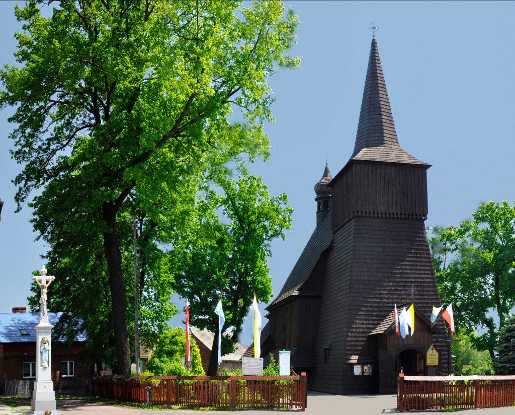 Wilcza, kościół sw. Mikołaja