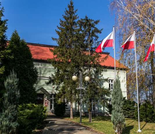 Siedziba Urzędu Gminy w Pilchowicach