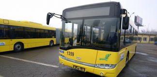 komunikacja autobusowa