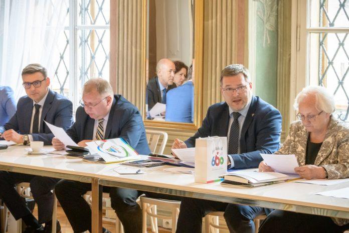 Posiedzenie Zarządu ŚZGiP