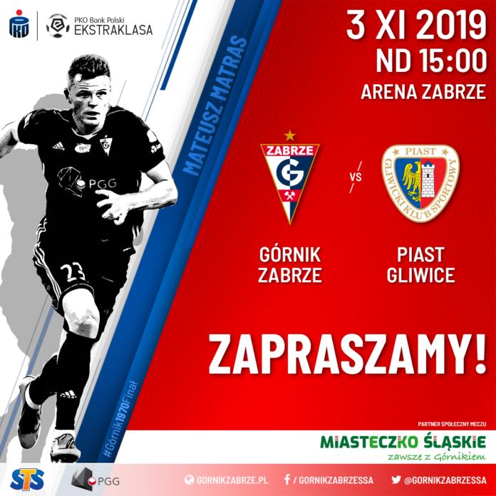 Górnik Zabrze - Piast Gliwice