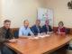 """Podpisano umowę na rozbudowę i termomodernizację budynku LKS """"Wilki"""" Wilcza"""