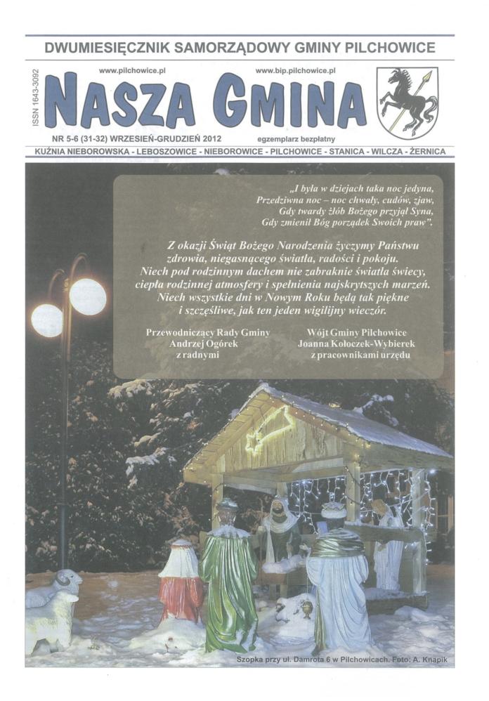 Nasza Gmina 2012
