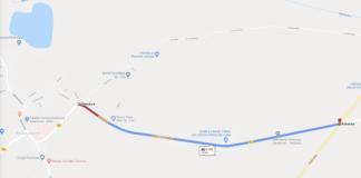 Droga wojewódzka 921 zamknięta