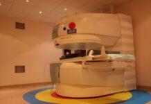 Tomograf komputerowy w Knurowie