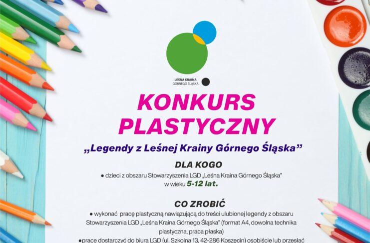 plakat konkurs legendy